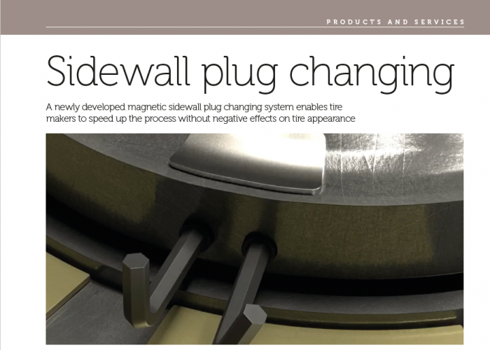 A New Approach to Sidewall Plug Changing