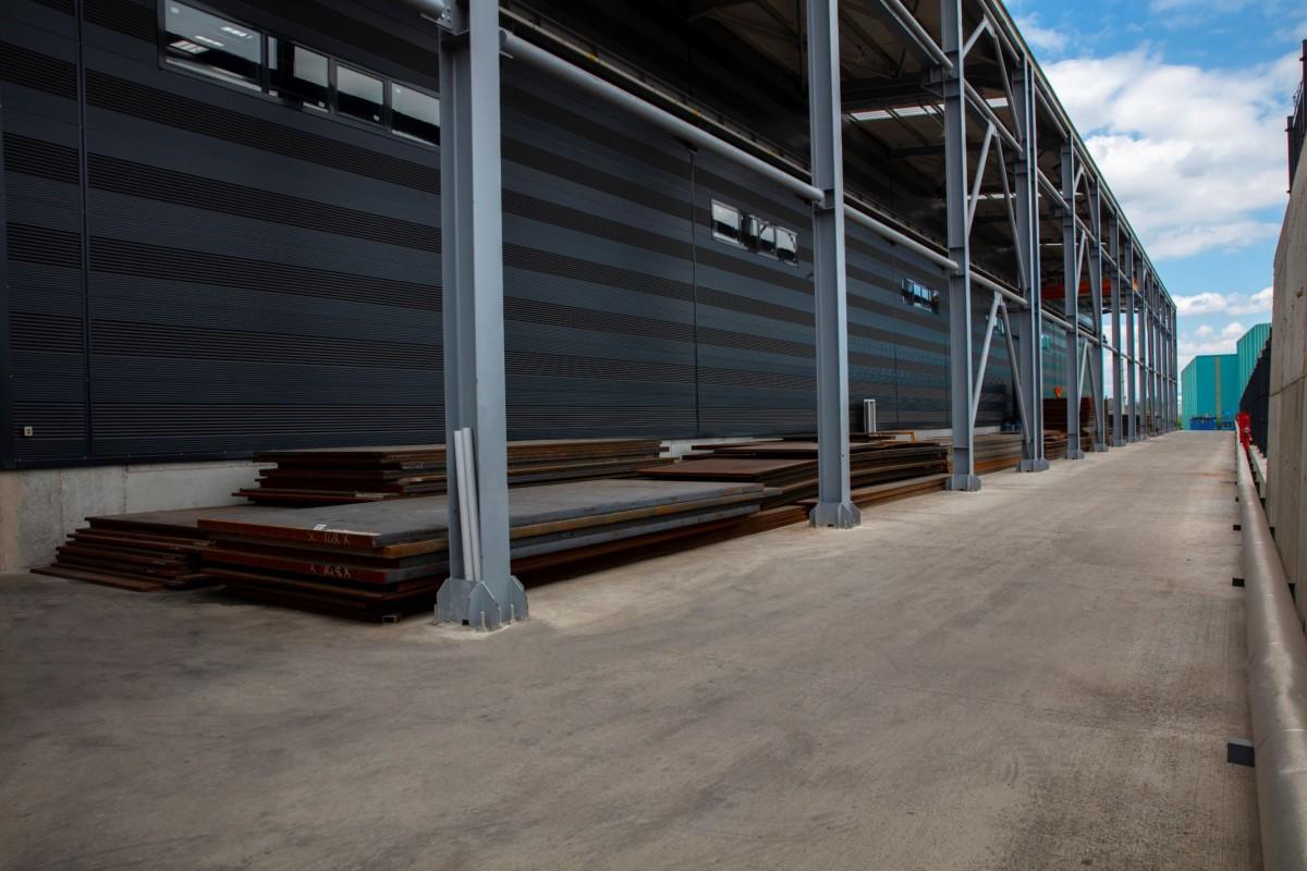 sheet steel sale
