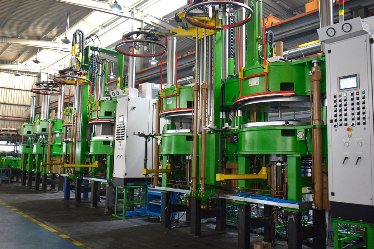 Floating Column Type Hydraulic Press