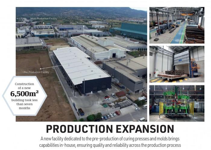 Production Expansion