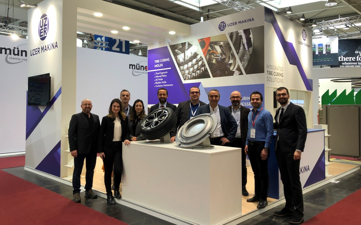 Review of Tire Technology Expo 2020